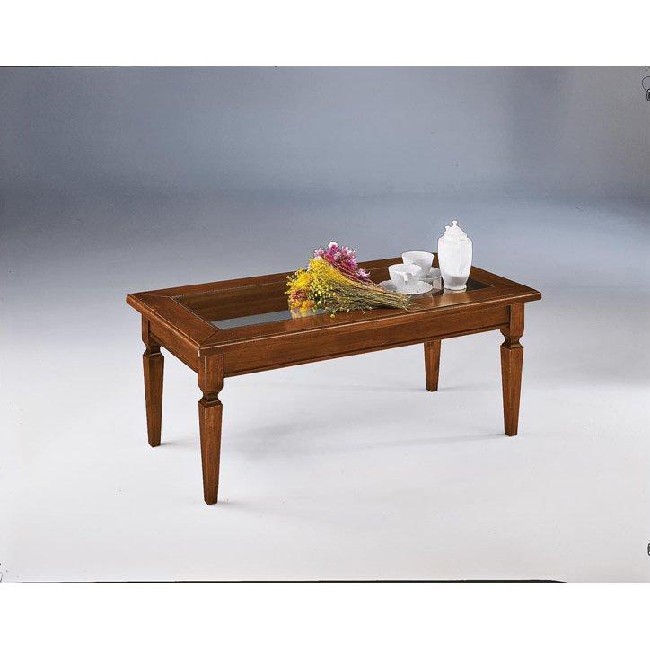 Classic Tavolino rettangolare